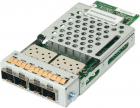 Интерфейсная плата Infortrend EonStor GS 1000/ EonStor DS 1000-1 host board with 4 x 16Gb/ s FC ports, type1(without tra .... (RFC16G0HIO4-0010)