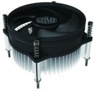 Кулер cpu Cooler Master CPU Cooler I30 PWM, Intel 115*, 65W, Al, 4pin (RH-I30-26PK-R1)