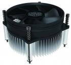 Кулер cpu Cooler Master CPU Cooler I50 PWM, Intel 115*, 84W, Al, 4pin (RH-I50-20PK-R1)