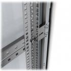 4 колонны, 2 пары 19'' вертикальных направляющих, светло-серый RAL 7035 (RM7-CO-27/ 80-B)