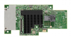 Плата контроллера RAID-массива Intel Integrated RAID Module RMS3CC040, with dual core LSI3108 ROC, 12 Gb/ s, 4 internal .... (RMS3CC040 999L39)