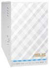 ASUS RP-AC52 // WI-FI репитер, 802.11n + 802.11 ac, до 300 + 433Мбит/c, 2,4 + 5 гГц, LAN ; 90IG00T0-BM0N10 (RP-AC52)
