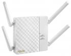 ASUS RP-AC87 // WI-FI репитер, 802.11n + 802.11 ac, до 800 + 1732Мбит/c, 2,4 + 5 гГц, GBT LAN; 90IG0350-BO3G10 (RP-AC87)