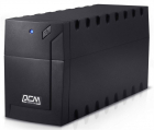 Источник бесперебойного питания Powercom Raptor, Line-Interactive, 1000VA/ 600W, Tower, IEC, USB (RPT-1000AP-USB)