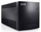 Источник бесперебойного питания Powercom Raptor, OffLine, 1500VA/ 900W, Tower, IEC, USB (RPT-1500AP)