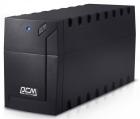 Источник бесперебойного питания Powercom Raptor, Line-Interactive, 600VA/ 360W, Tower, IEC, USB (RPT-600AP-USB)