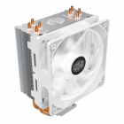 Кулер для процессора Cooler Master CPU Cooler Hyper 212 LED White Edition, 600 - 1600 RPM, 150W, White LED fan, Full Soc .... (RR-212L-16PW-R1)