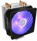 Кулер для процессора Cooler Master CPU Cooler Hyper H410R, 600-2000 RPM, RGB fan, 120W, Full Socket Support (RR-H410-20PC-R1)