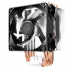 Кулер центрального процессора CPU Cooler Hyper H411R (RR-H411-20PW-R1), 600-2000 RPM, White LED fan, Full Socket Support (RR-H411-20PW-R1)