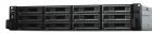 Система хранения данных Synology Rack 2U QC2, 1GhzCPU/ 4Gb(up to 64)/ RAID0, 1, 10, 5, 6/ up to 12hot plug HDDs SATA(3, .... (RS2418RP+)
