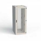 Шкаф серверный напольный 19' серии RSF, 48U, 600х1000 мм. конфигурация: - спереди: дверь одностворчатая вентилируемая (п .... (RSF-48-60/ 10A-WWFWA-0FF-H)