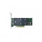 Контроллер RAID Intel® Storage Adapter RSP3QD160J Tri-mode PCIe/ SAS/ SATA, 16 internal ports, 12Gb/ s SAS, 6Gb/ s SATA, .... (RSP3QD160J 954491)