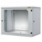 19'' настенный шкаф, высота 6U, глубина 400 мм (RUN-06-60/ 40-I)