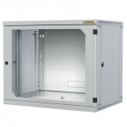 19'' RUN настенный шкаф, высота 6U, ширина 600 мм, глубина 600 мм, съемные боковые стенки (RUN-06-60/ 60-H)