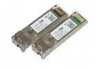 Трансивер MikroTik Pair of bidirectional SFP 10G 10km modules (10G T1270nm/ R1330nm, Single LC-connector + 10G T1330nm/ .... (S+2332LC10D)