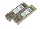 Трансивер MikroTik Pair of bidirectional SFP 10G 10km modules (10G T1270nm/ R1330nm, Single LC-connector + 10G T1330nm/ .... (S+2332LC10D)
