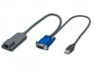 VGA Адаптер S2 adapter USB-VGA (ИЛИ DVI) (S26361-F2293-L202)