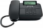 Телефон проводной GIGASET DA611 Black (S30350-S212-S321)