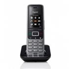 Беспроводной телефон dect Gigaset S650H PRO (комплект: трубка и зарядное устройство, цветной дисплей, Bluetooth, GAP, Ca .... (S30852-H2669-S321)