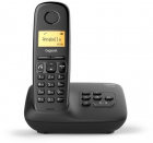 Беспроводной телефон GIGASET A270 AM black (S30852-H2832-S301)