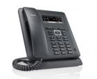 Проводной телефон sip Gigaset Maxwell basic проводной SIP телефон (S30853-H4002-S301)