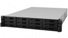 Система хранения данных Synology Rack 2U Unified DualCont Array (QC2, 4GhzCPU/ 8Gbupto64/ 2x1GbE+1x10GbERJ45(+1xExpSlot) .... (SA3200D)