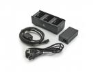 Зарядное устройство Zebra Kit 3-slot battery charger; ZQ600, QLn and ZQ500 Series; Includes power supply and EU power co .... (SAC-MPP-3BCHGEU1-01)