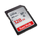Карта памяти SanDisk Ultra 64GB SDXC Memory Card 100MB/ s, Class 10 UHS-I (SDSDUNR-064G-GN6IN)