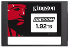 Твердотельный накопитель Kingston 1920GB SSDNow DC500M (Mixed-Use) SATA 3 2.5 (7mm height) 3D TLC (SEDC500M/ 1920G)