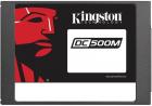 Твердотельный накопитель Kingston 480GB SSDNow DC500M (Mixed-Use) SATA 3 2.5 (7mm height) 3D TLC (SEDC500M/ 480G)