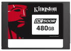 Твердотельный накопитель Kingston 480GB SSDNow DC500R (Read-Centric) SATA 3 2.5 (7mm height) 3D TLC (SEDC500R/ 480G)