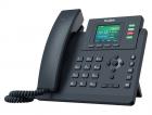 Ip телефон YEALINK SIP-T33G, 4 аккаунта, цветной экран, PoE, GigE, шт (SIP-T33G)