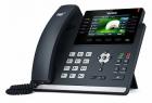 Проводной телефон sip YEALINK SIP-T46S, цветной экран, 16 аккаунтов, BLF, PoE, GigE, без БП YEALSIP-T46S(repl. SIP-T46G) (SIP-T46S)