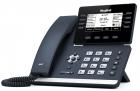 "SIP-T53 SIP-телефон, экран 3.7"", 12 SIP аккаунтов, Opus, 8*BLF, PoE, USB, GigE, БЕЗ БП (SIP-T53)"