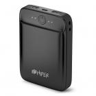 Внешний аккумулятор HIPER SL6000 Li-Pol 6000 mAh 2.1A+2.1A 2xUSB черный (SL6000 BLACK)