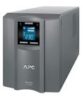 Источник бесперебойного питания мощностью 1000ва для серверных систем APC Smart-UPS C 1000VA/ 600W, 230V, Line-Interacti .... (SMC1000I-RS)