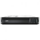 Источник бесперебойного питания для персональных компьютеров и серверов APC Smart-UPS Li-Ion 1000VA/ 800W, RM 2U, Line-I .... (SMTL1000RMI2U)