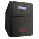 Источник бесперебойного питания APC Easy UPS SMV 1500VA/ 1050W, Line-Interactive, 220-240V 6xIEC C13, SNMP slot, USB, 2 .... (SMV1500CAI)