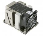 Охладитель процессора Supermicro Heatsink 2U+ SNK-P0068APS4 X11 Purley Platform LGA 3647-0 (SNK-P0068APS4)