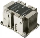 Охладитель процессора Supermicro Heatsink 2U+ SNK-P0068PS X11 Purley Series Servers LGA 3647-0 (SNK-P0068PS)
