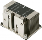 Охладитель процессора Supermicro Heatsink 2U+ SNK-P0068PSC X11 Front Purley Series Servers LGA 3647-0 (SNK-P0068PSC)