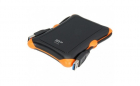 Внешний жесткий диск Portable Hard Disk Silicon Power Armor A30 2Tb, USB 3.2 , Shockproof, Black (SP020TBPHDA30S3K)