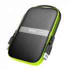 Внешний жесткий диск Portable Hard Disk Silicon Power Armor A60 4Tb, USB 3.1 , Shockproof, Anti-Scratch, Water-resistant .... (SP040TBPHDA60S3K)
