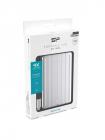 Внешний твердотельный накопитель Portable SSD Silicon Power Bolt B75 120Gb, USB 3.1 , Aluminum, Silver (SP120GBPSDB75SCS)