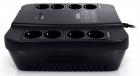 Источник бесперебойного питания Powercom Back-UPS SPIDER, OffLine, 850VA/ 510W, Tower, Schuko (SPD-850N)