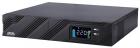 Источник бесперебойного питания Powercom SMART KING PRO+, Line-Interactive, 3000VA/ 2400W, Rack/ Tower, IEC 8*C13+ 1*C19 .... (SPR-3000 LCD)