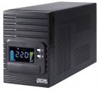 Источник бесперебойного питания Powercom Smart King Pro+ SPT-1000, Line-Interactive, LCD, 1000VA/ 800W, SNMP Slot, black (SPT-1000-II LCD)