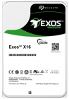 Жесткий диск HDD SATA Seagate 12Tb, ST12000NM001G, Exos X16, 7200 rpm, 256Mb buffer (ST12000NM001G)