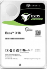 Жесткий диск HDD SAS Seagate 16Tb, ST16000NM002G, Exos X16, 7200 rpm, 256Mb buffer (ST16000NM002G)