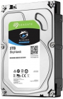 Жесткий диск HDD SATA Seagate 3Tb, ST3000VX009, SkyHawk Guardian Surveillance, 5400 rpm, 256Mb buffer (ST3000VX009) (ST3000VX009)
